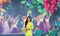 Открылся фестиваль винограда и вина провинции Ниньтхуан 2019