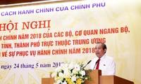 Во Вьетнаме индекс административной реформы 2018 года лучше, чем в 2017 году