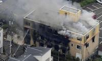 Число жертв пожара на аниме-студии в Киото возросло до 33