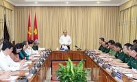 Нгуен Суан Фук провел проверку Мавзолея Хо Ши Мина