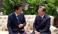 Позитивные признаки улучшения отношений между Республикой Корея и Японией