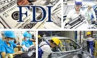 Объем прямых иностранных инвестиций во Вьетнам увеличился на 3%
