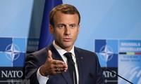 Президент Франции: ЕС должен стать частью ядерного договора между США и Россией