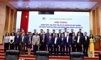 Министерство природных ресурсов и экологии Вьетнама активно принимает участие в 4-й промышленной революции
