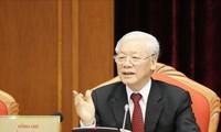 Политбюро ЦК КПВ организовало встречу бывших высших руководителей страны