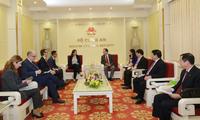 Министерство обороны Вьетнама готово сотрудничать с Европейской службой внешних действий
