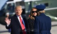 Президент США прибыл в Индию с официальным визитом