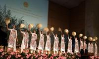 Популизация вьетнамской культуры в мире
