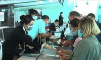 Специальным рейсом из Вьетнама вернулись домой более 180 российских пассажиров