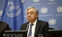 Генсек ООН приветствовал формирование нового правительства в Ираке