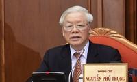 Жители Вьетнама надеются на выбор талантливых руководителей страны