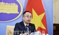 Отношения всеобъемлющего партнерства между Вьетнамом и США развиваются в разных областях