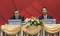 Covid-19-Pandemie: ASEAN-Bemühungen zur Wirtschaftszusammenarbeit und Koordinierungsrolle Vietnams