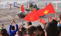 Сборная Вьетнама в АрМИ-2020 отметила День независимости страны на полигоне Алабино