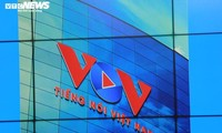 Радио «Голос Вьетнама» представило новый логотип