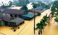 Премьер Госсовета КНР Ли Кэцян направил телеграмму с соболезнованиями вьетнамскому коллеге Нгуен Суан Фуку. в связи с последствиями тайфуна