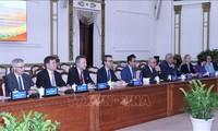 Город Хошимин и ЕС активизируют взаимодействие