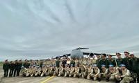 Вьетнамские миротворцы в Южном Судане гордятся успешным выполнением порученных задач