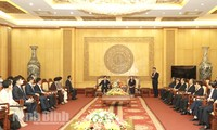 Спикер парламента Республики Корея совершил поездку в Ниньбинь