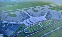 Реализуется первый этап проекта строительства международного аэропорта Лонгтхань