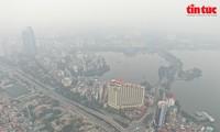 Применяются срочные меры по усилению контроля загрязнения атмосферного воздуха