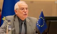Глава дипломатии ЕС Жозеп Боррель призвал вести диалог с Россией