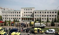 Число погибших при стрельбе в школе Казани увеличилось до 9 человек