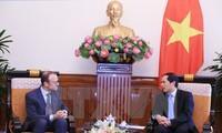Kerajaan Belgia dan Vietnam ingin meningkat hubungan antara dua negara ke Kemitraan Strategis