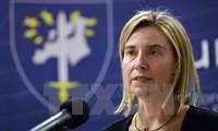 Wakil senior Uni Eropa mengunjungi Aljazair
