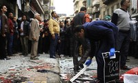 Komunitas internasional mengutuk keras serangan-serangan teror di Mesir