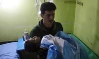 OPCW mengumumkan hasil tes tentang serangan yang diduga menggunakan senjata kimia di Suriah
