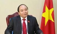 PM Vietnam, Nguyen Xuan Phuc melakukan kunjungan remi di Kerajaan Kamboja dan Laos