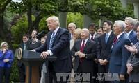 DPR AS mengesahkan RUU pengganti Obamacare