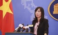 Vietnam meminta supaya menghormati kedaulatan Vietnam terhadap kepulauan Truong Sa