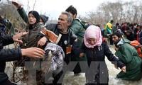 Slovakia dan Hungaria membela pendapat dalam masalah realokasi kaum pengungsi