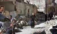 Tentara Suriah merebut kembali pangkalan udara dari tangan IS