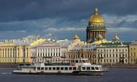 Forum Ekonomi Internasional Saint Petersburg menuju ke keseimbangan baru