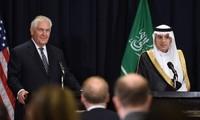 Arab Saudi dan AS menandatangani kerjasama sebesar lebih dari 380 miliar dolar AS