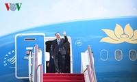 PM Vietnam, Nguyen Xuan Phuc memulai kunjungan resmi di AS