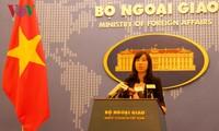 Vietnam mendukung semua upaya mendorong dialog dan menjaga perdamaian serta kestabilan di semenanjung Korea