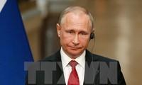 Presiden Rusia menjawab interviu kantor-kantor berita papan atas di dunia