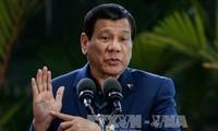Presiden Filipina menegaskan kembali tidak melakukan perundingan dengan kaum pembangkang