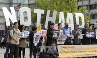 Republik Korea untuk sementara menghentikan penggelaran sistim THAAD