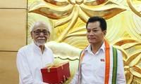 Mendorong aktivitas-aktivitas diplomasi rakyat Vietnam-India