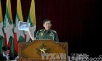 Myanmar menemukan kotak hitam pesawat militer yang kena malapetaka