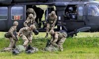 NATO untuk pertama kalinya melakukan latihan perang defensif berskala besar di Baltik
