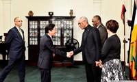 Republik Kerjasama Guyana ingin memperkuat hubungan dengan Vietnam