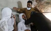 Pemerintah Suriah menolak laporan yang dikeluarkan oleh OPCW tentang penggunaan senjata kimia