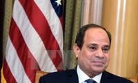 Mesir dan Palestina berbahas tentang proses perundingan damai Timur Tengah