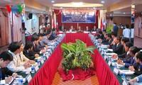 Konferensi Internasional Pembangunan Garis Perbatasan Vietnam-Laos